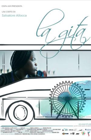 La gita - poster ufficiale